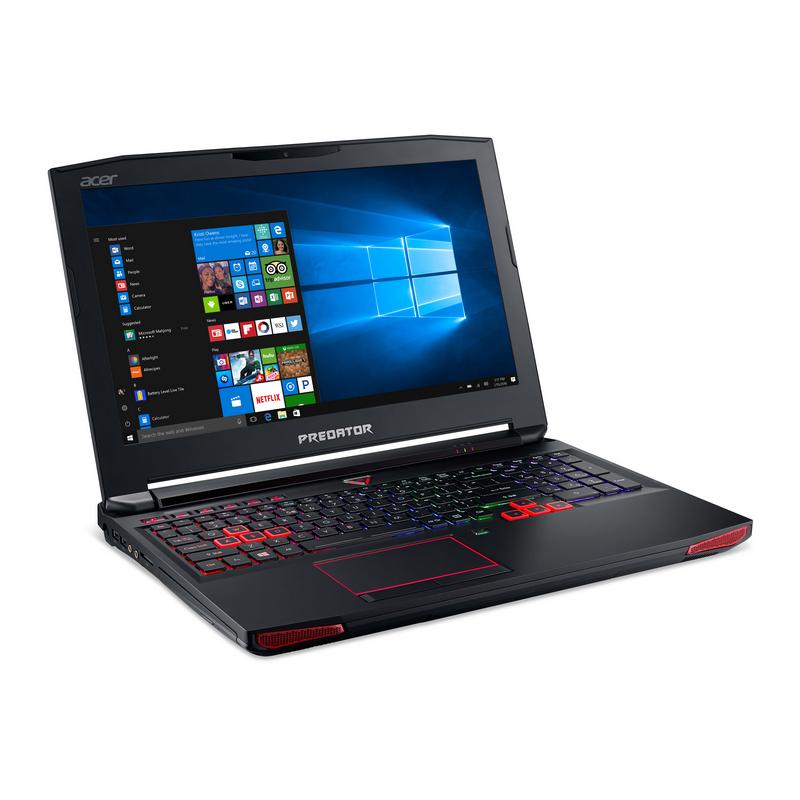 Acer Predator G9-593-71U0, hardware