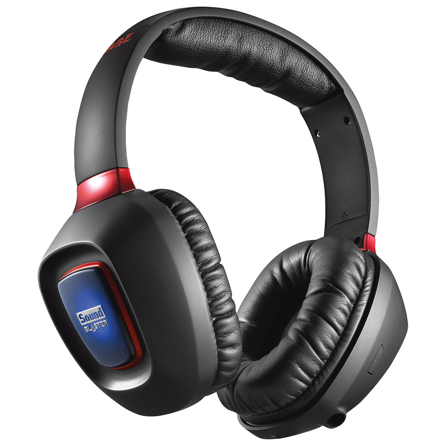 Creative Sound Blaster Tactic3d Rage Wireless v2.0, auriculares