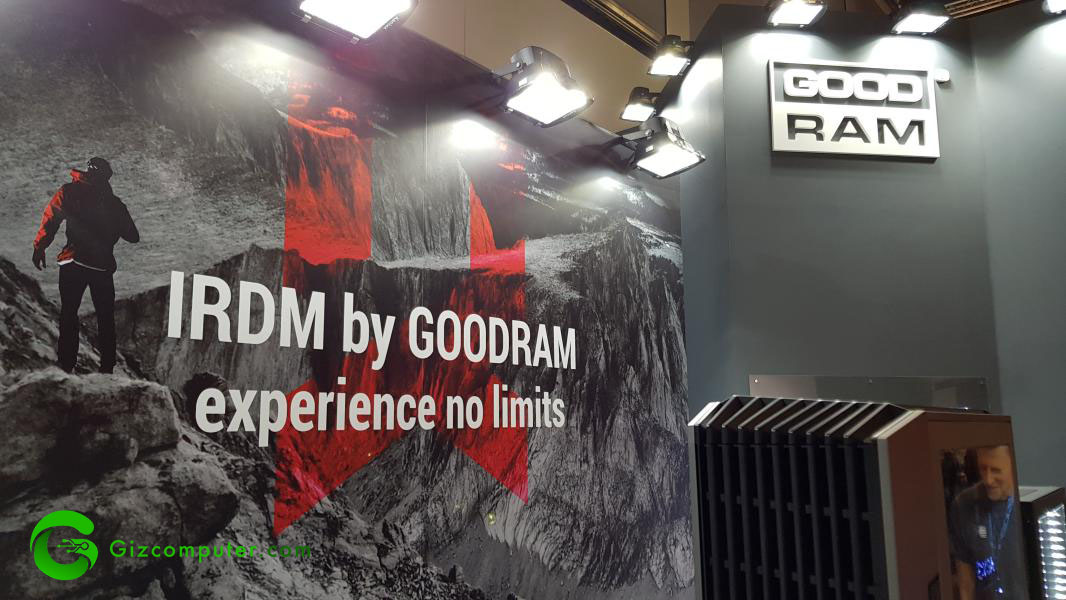 GOODRAM IFA 2017