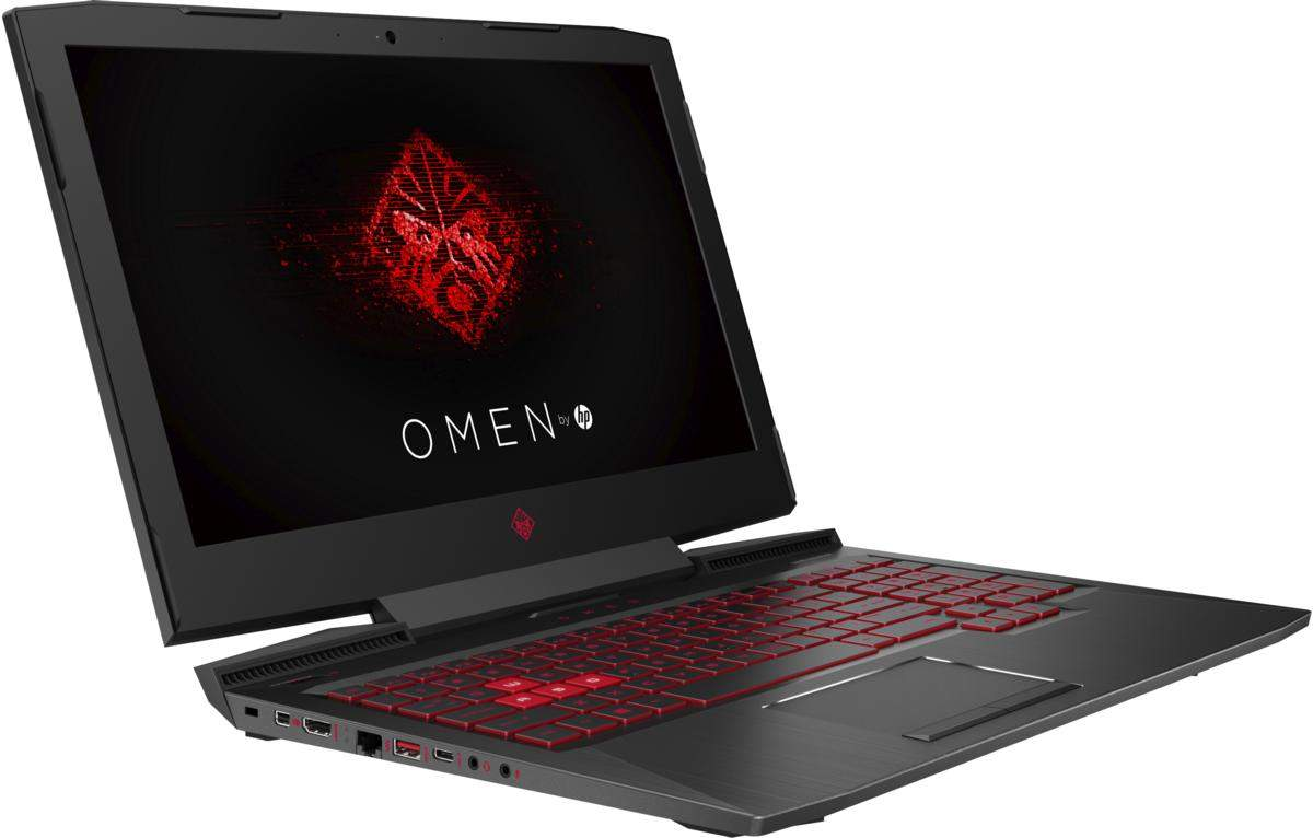 HP OMEN 15-CE007NS, hardware