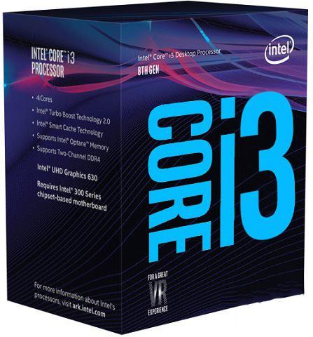 Intel Core-i3-8350K