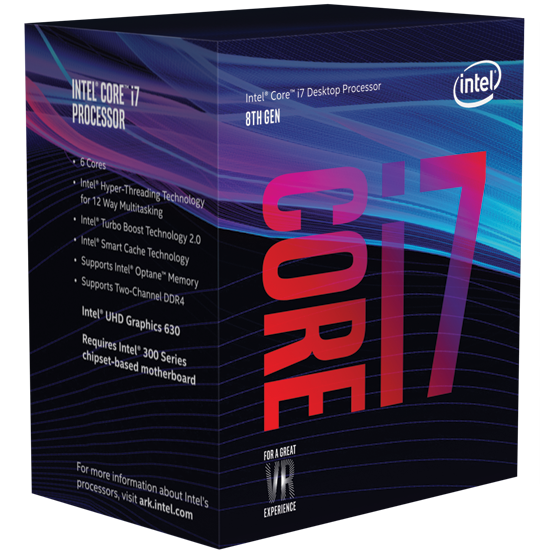 Intel Core-i5-8600K
