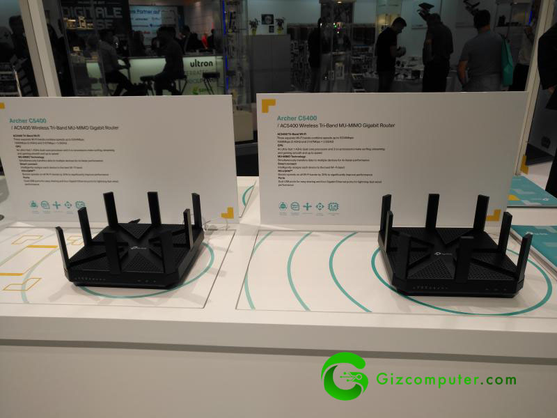 IFA 2017 TP-Link