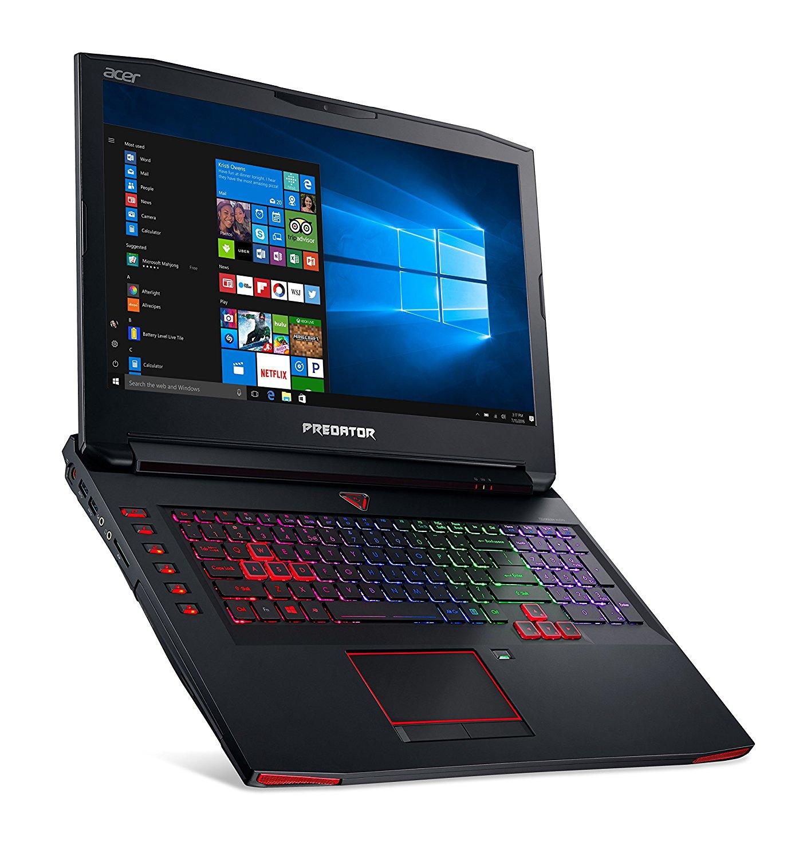 Acer Predator G9-793-70N8, aspecto