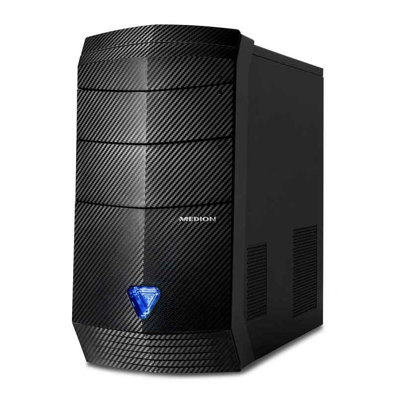 Medion Erazer X5374, GPU