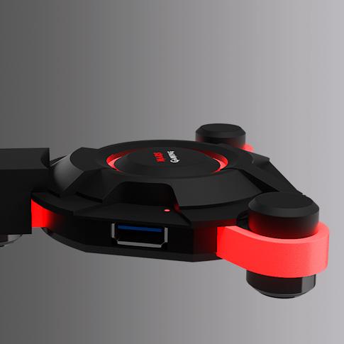 Tacens Mars Gaming MMS2, USB
