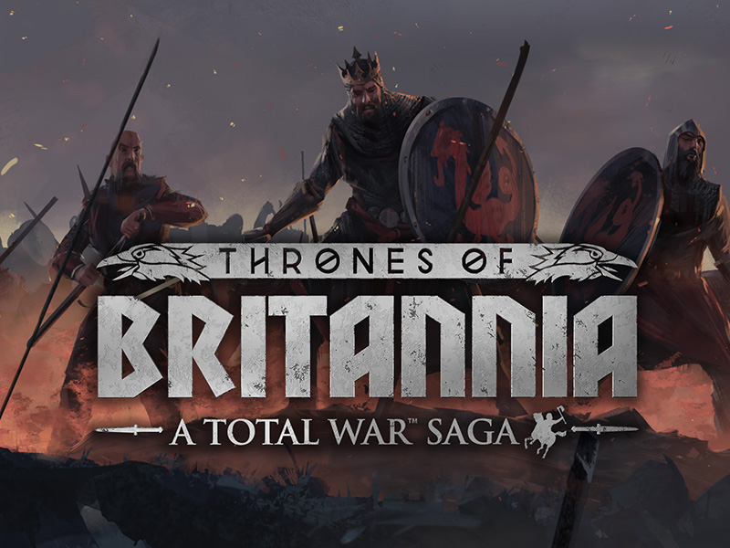 A Total War Saga Thrones of Britannia