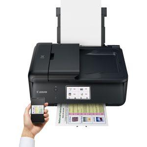 Podemos imprimir desde el teléfono móvil