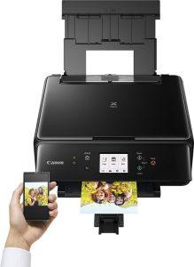 Imprimimos con el móvil