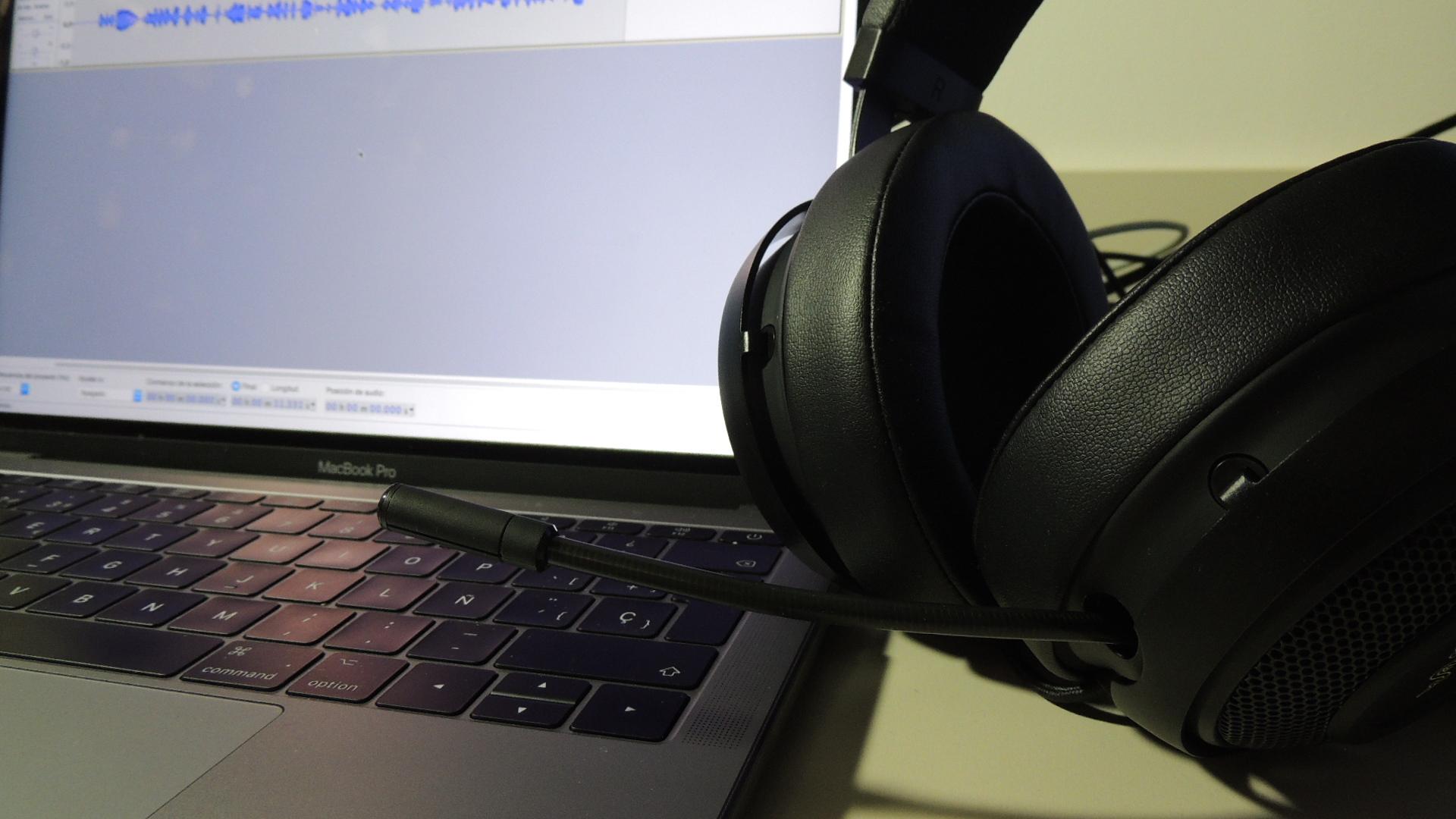 microfono razer kraken 7.1 v2