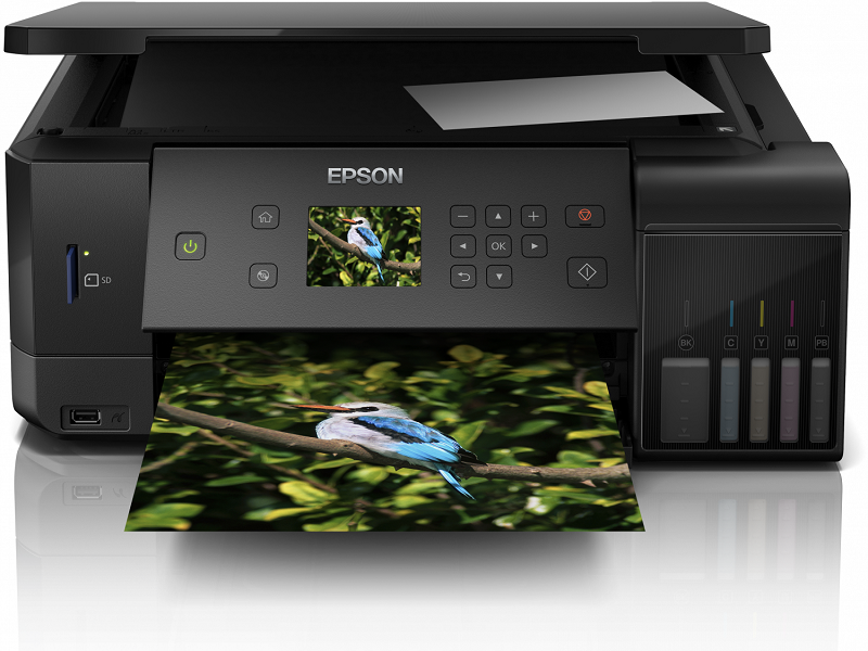 Epson EcoTank ET-7750 y EET-7700
