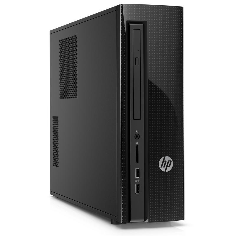 HP 260-P100NS, conectividad
