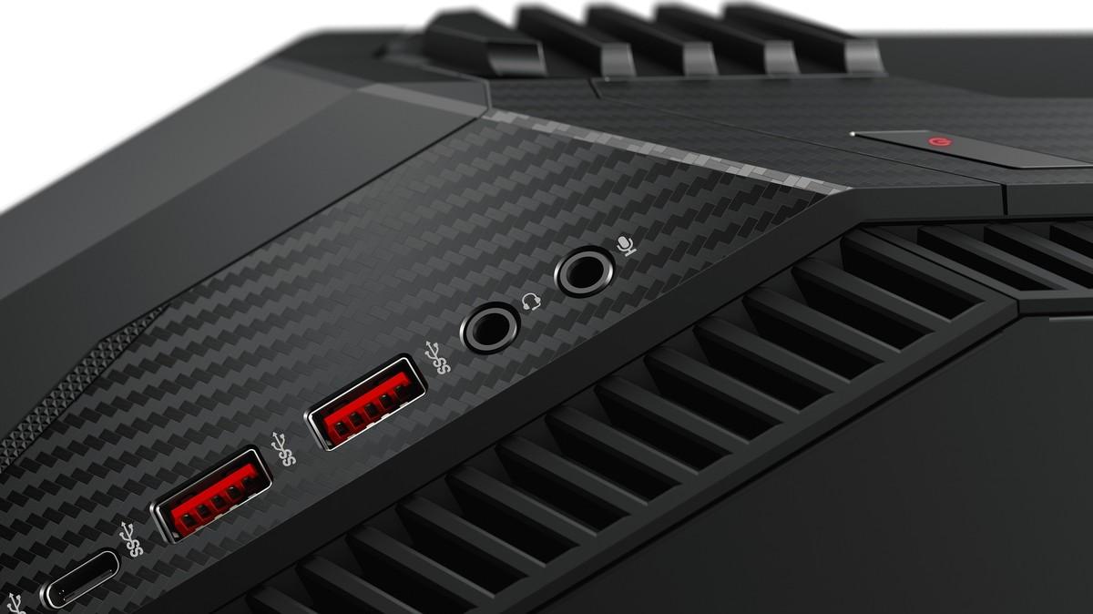 HP OMEN 880-034NS, conectividad