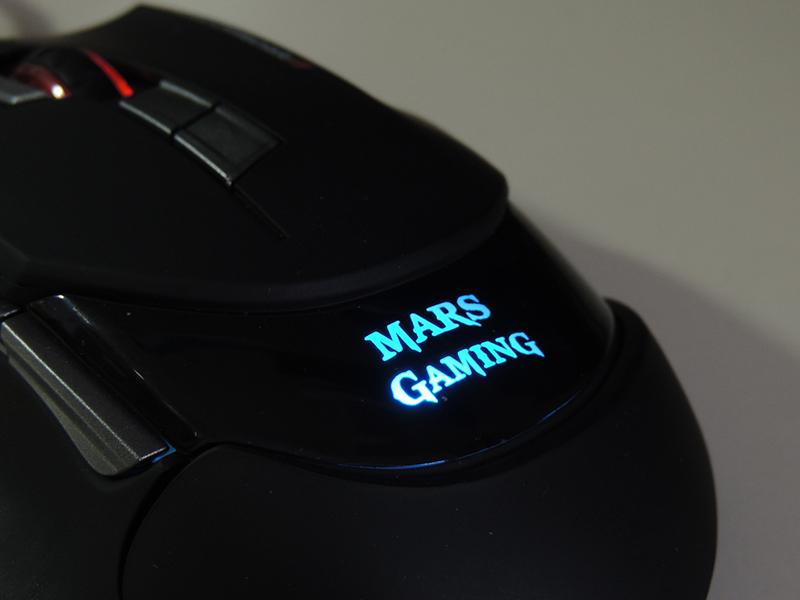 mars gaming mm3