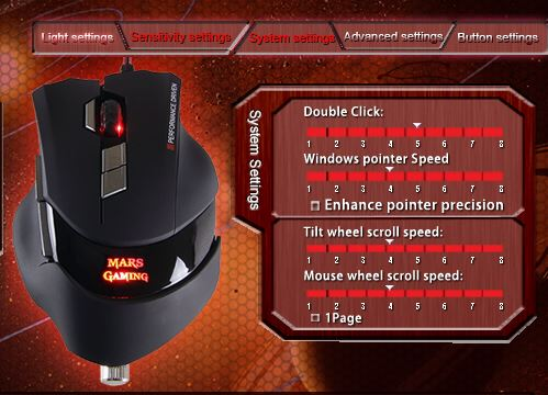 sensibilidad tacens mars gaming mm3
