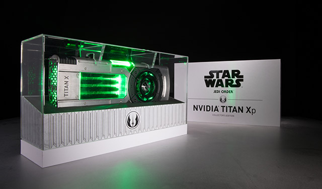 Star Wars Nvidia