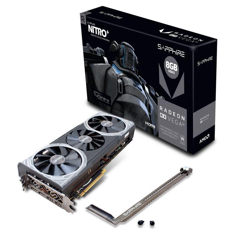 SAPPHIRE NITRO+ Radeon RX Vega56