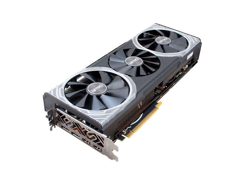 SAPPHIRE NITRO+ Radeon RX Vega64