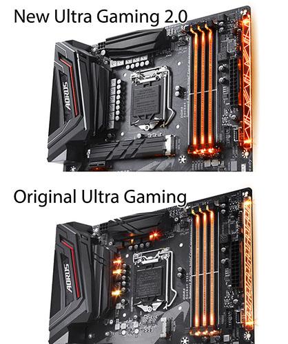 Aorus Z370 Ultra Gaming 2.0