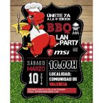 BBQ Party MSI Valencia