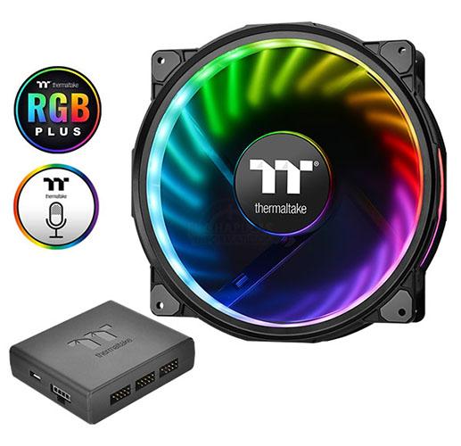Riing Plus 20 RGB TT Premium