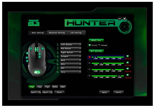 BG Hunter