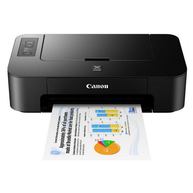 Canon Pixma TS205, impresión