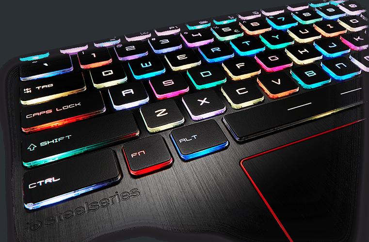 teclado steelseries