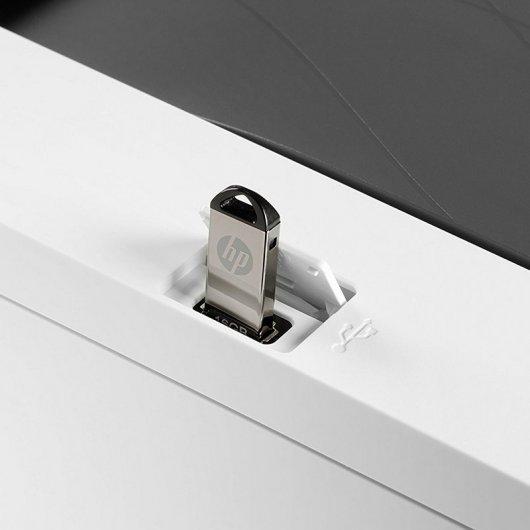 HP LaserJet Pro M254dw, USB