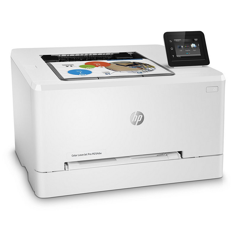 HP LaserJet Pro M254dw, impresión