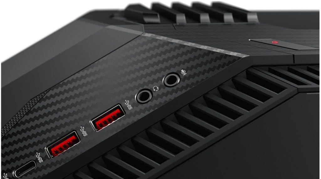 HP OMEN 880-141NS, conectividad