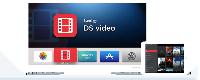 SYNOLOGY DS118 Servidor multimedia 4K