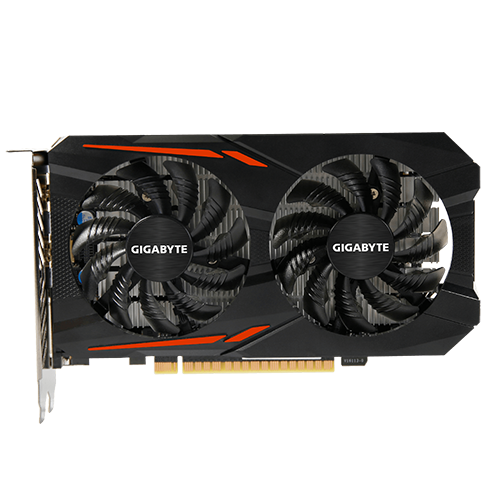 Gigabyte Geforce GTX 1050 3GB