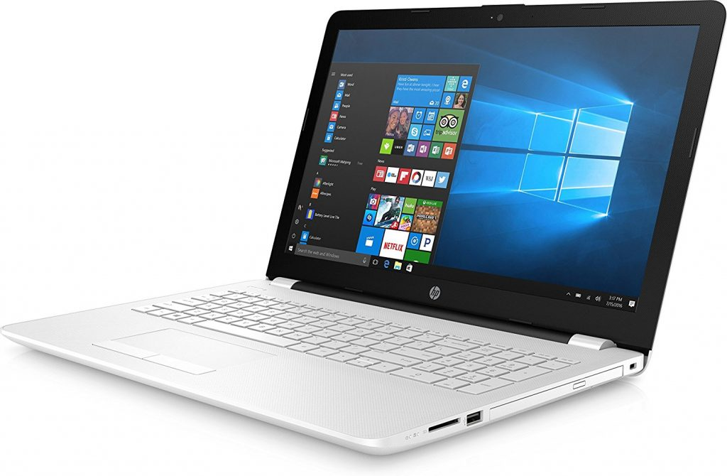 HP 15-BW000NS, pantalla
