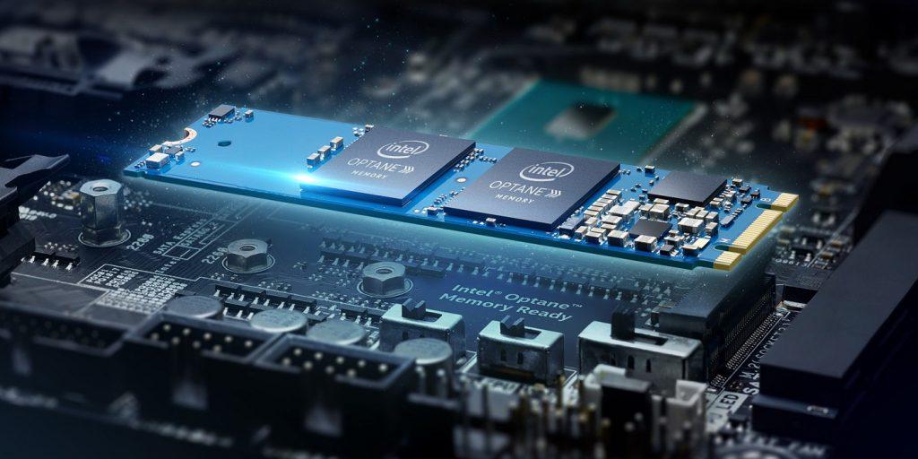 Intel NUC NUC7I5BNHX1, memoria Intel Optane