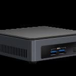 Intel NUC7i7DNKE e Intel NUC7i5DNK2E