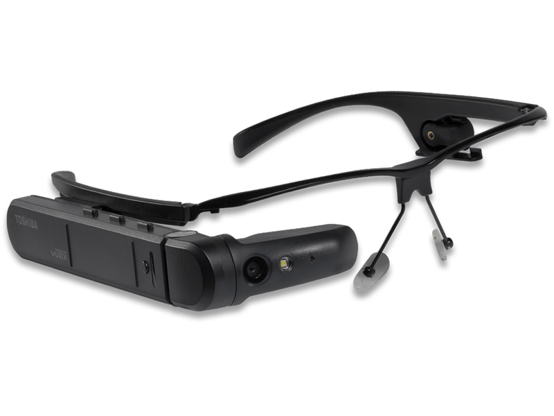 dynaEdge AR Smart Glasses