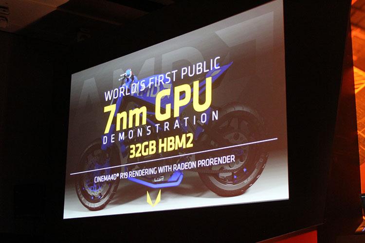 AMD Vega a 7 nm