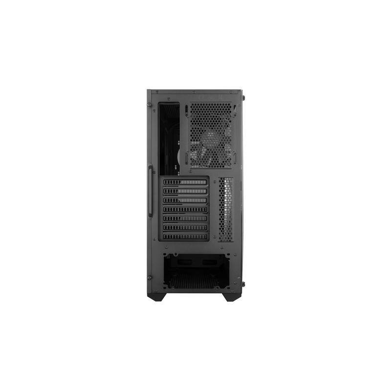 Cooler Master MasterBox TD500L, ventiladores