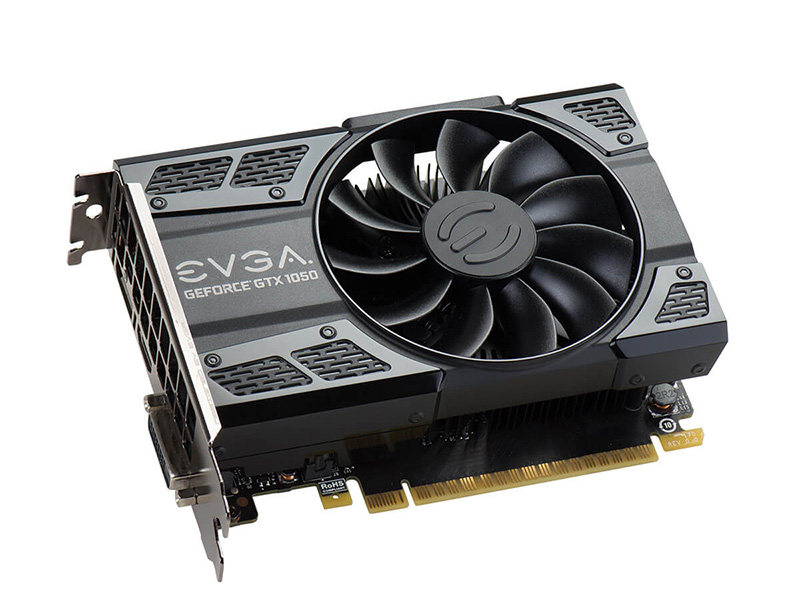 EVGA GeForce GTX 1050 3GB