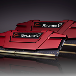 G.Skill Ripjaws V Red DDR4 2400 PC4-19200 8GB 2x4GB CL15