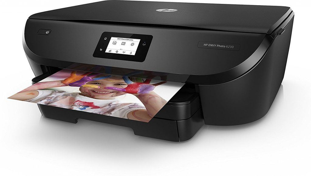 HP Envy Photo 6230, impresion a doble cara