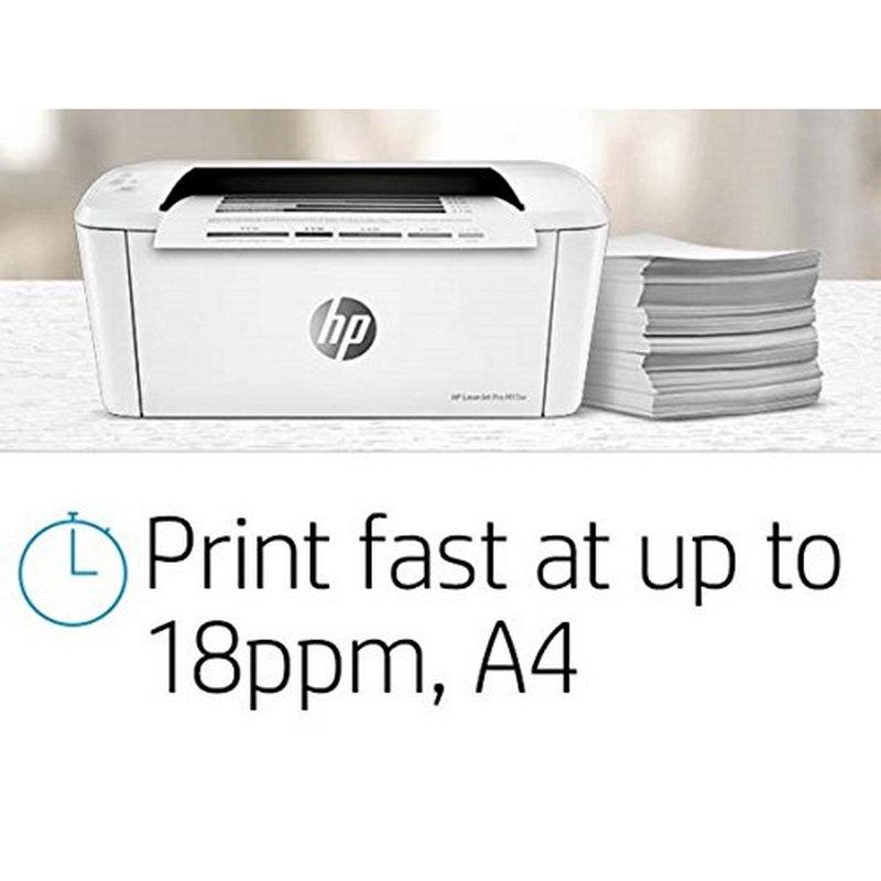 HP LaserJet Pro M28w, velocidad