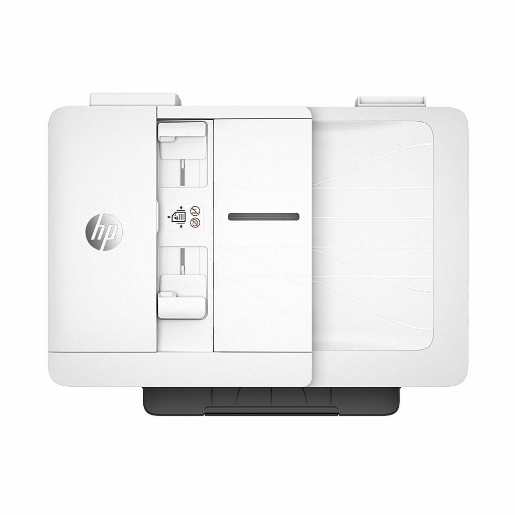 HP OfficeJet Pro 7740´, impresiones en diferentes tamaños
