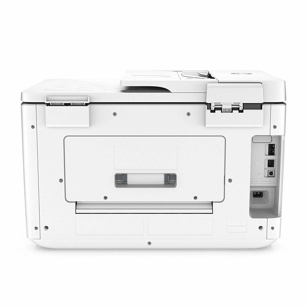 HP OfficeJet Pro 7740, conectividad