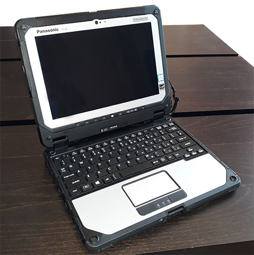 Panasonic Toughbook CF-20C5001VE