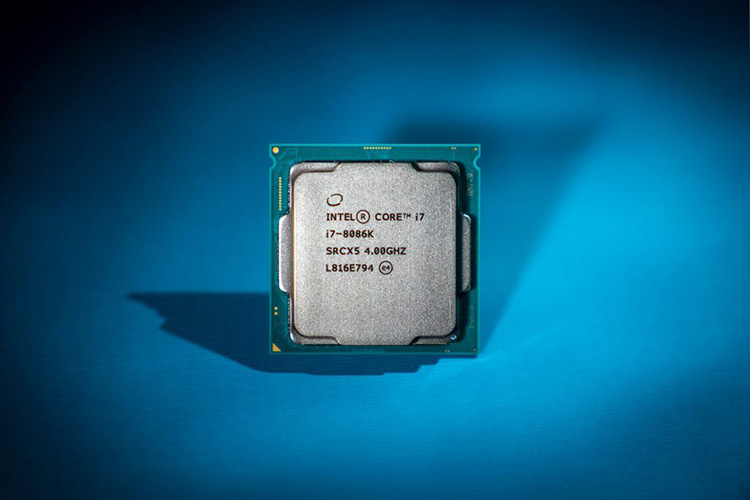 Procesador Intel Core i7-8086K