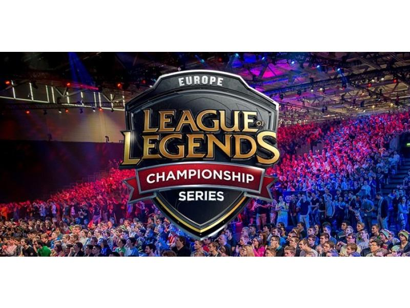 Riot League of Legends Campeonato
