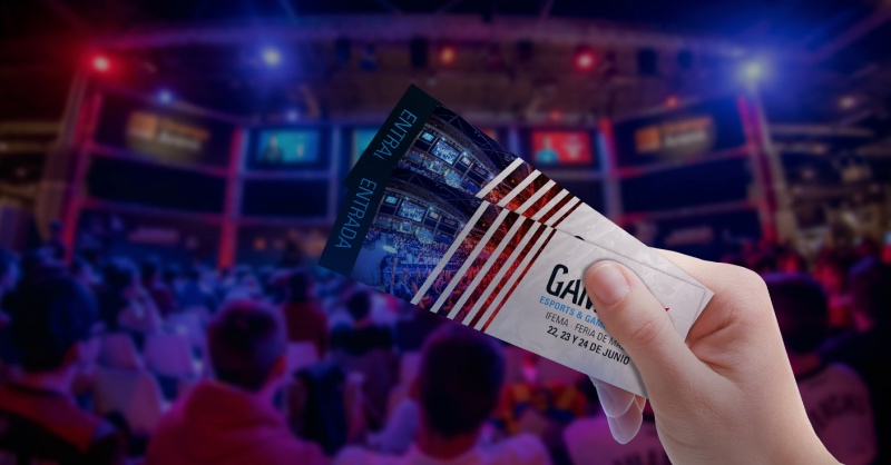 gamergy entradas