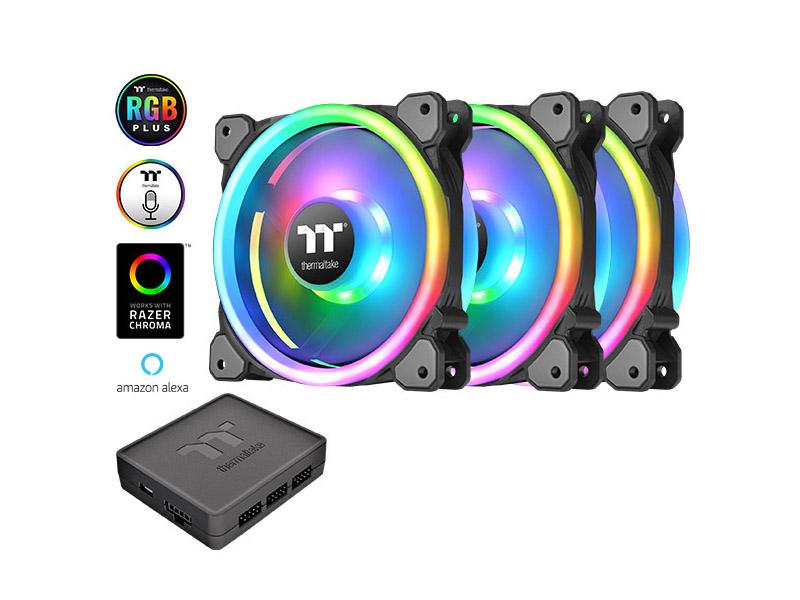 Thermaltake Riing Trio 12 LED RGB